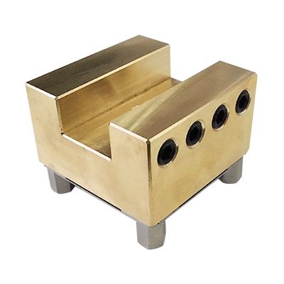 U20槽型黄铜夹头