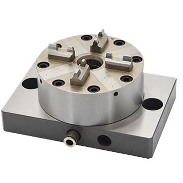 CNC气动卡盘D100型